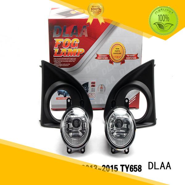 DLAA Best led fog lamp kit Supply for Toyota Cars