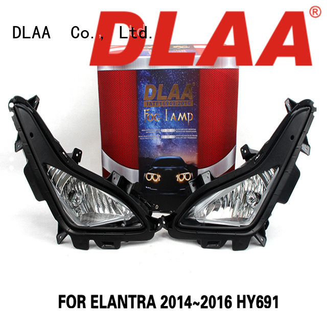 DLAA i10 hyundai fog lamp company for Hyundai Cars