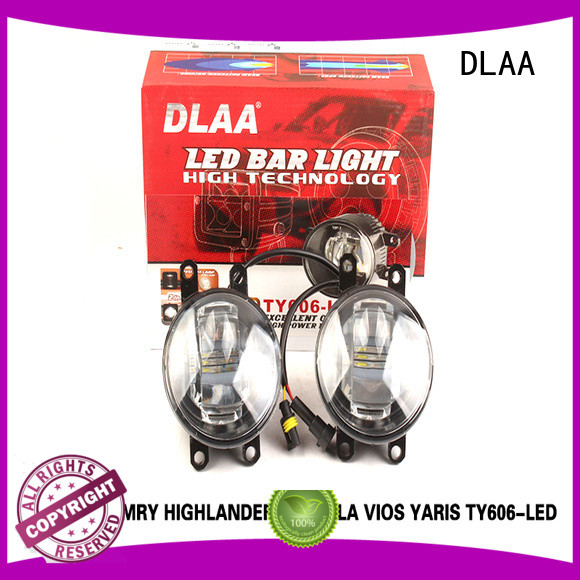DLAA us 12 volt led fog lights for business for Toyota Cars