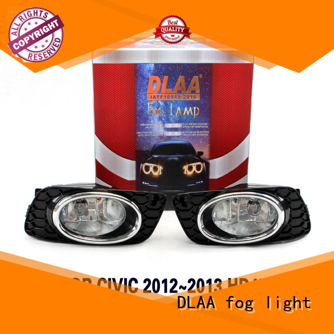 DLAA hd031 round fog lamps manufacturers for Honda Cars