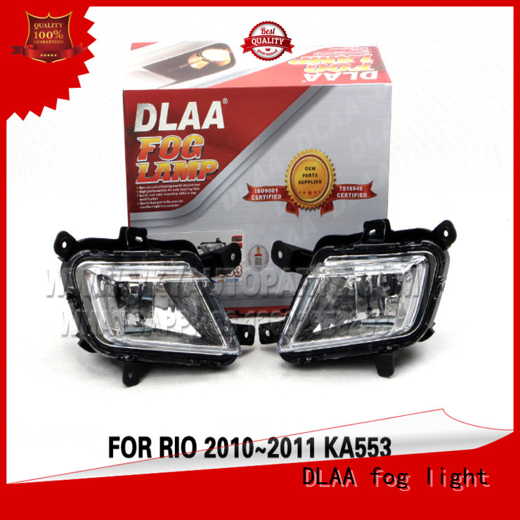 DLAA Wholesale kia fog lamp manufacturers for Kia Cars