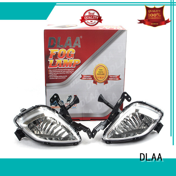 DLAA Best car accessories fog lights Supply for Hyundai Cars