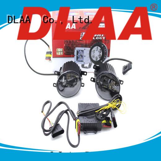 DLAA universal fog lights for cars Manufacturer for Automotives