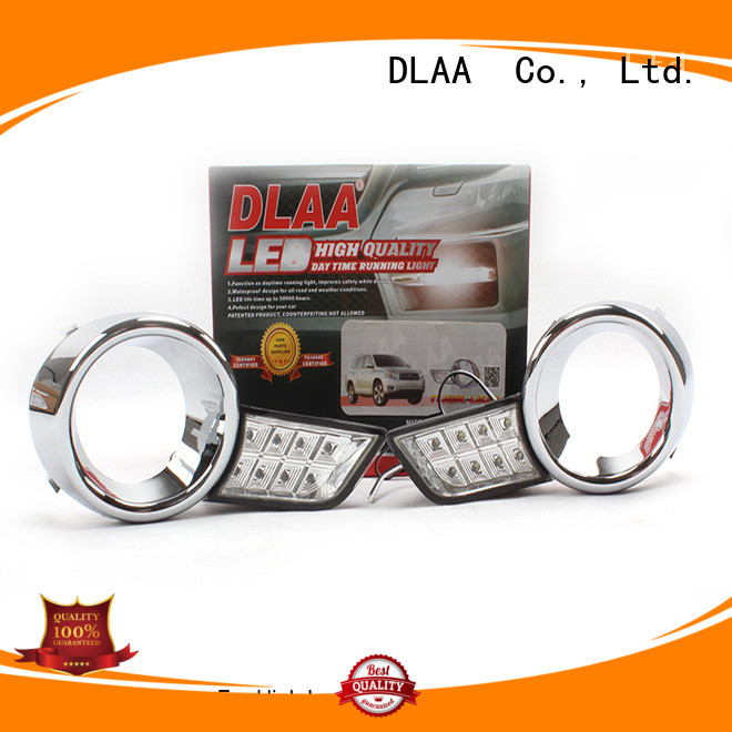 DLAA New off road fog lights for business for Toyota Cars