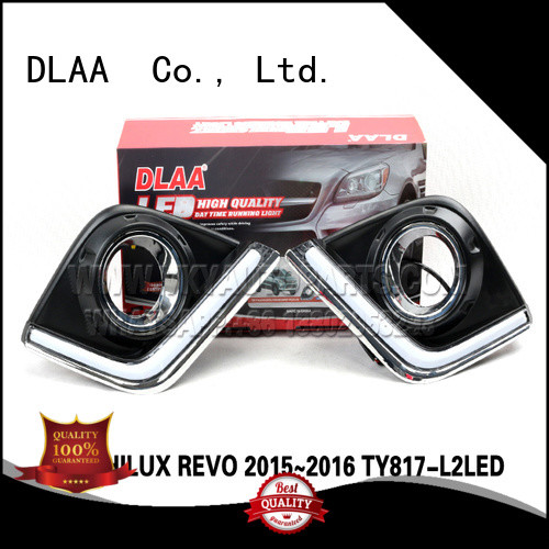 DLAA ty661l2led led fog light assembly manufacturers for Toyota Cars