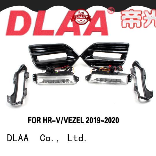 DLAA Wholesale rectangular led fog lights company for Honda Cars