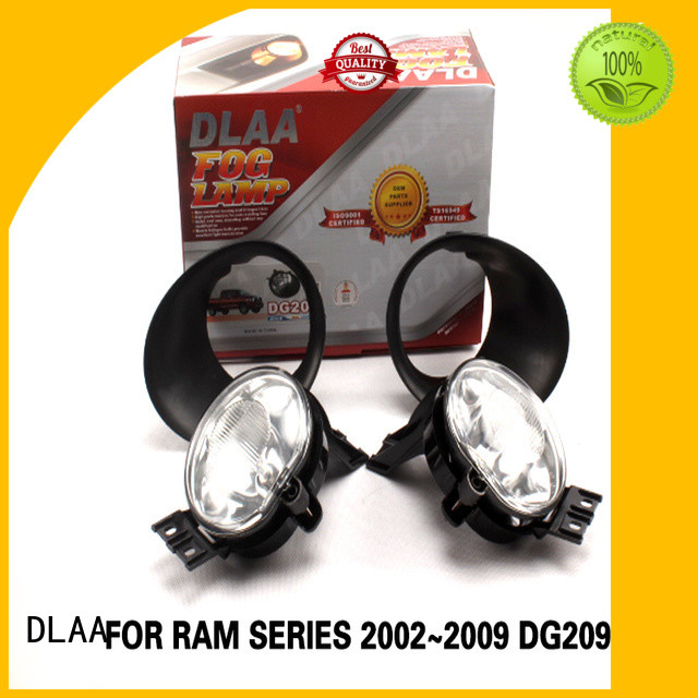 DLAA Custom amber fog lights manufacturers for Dodge Cars