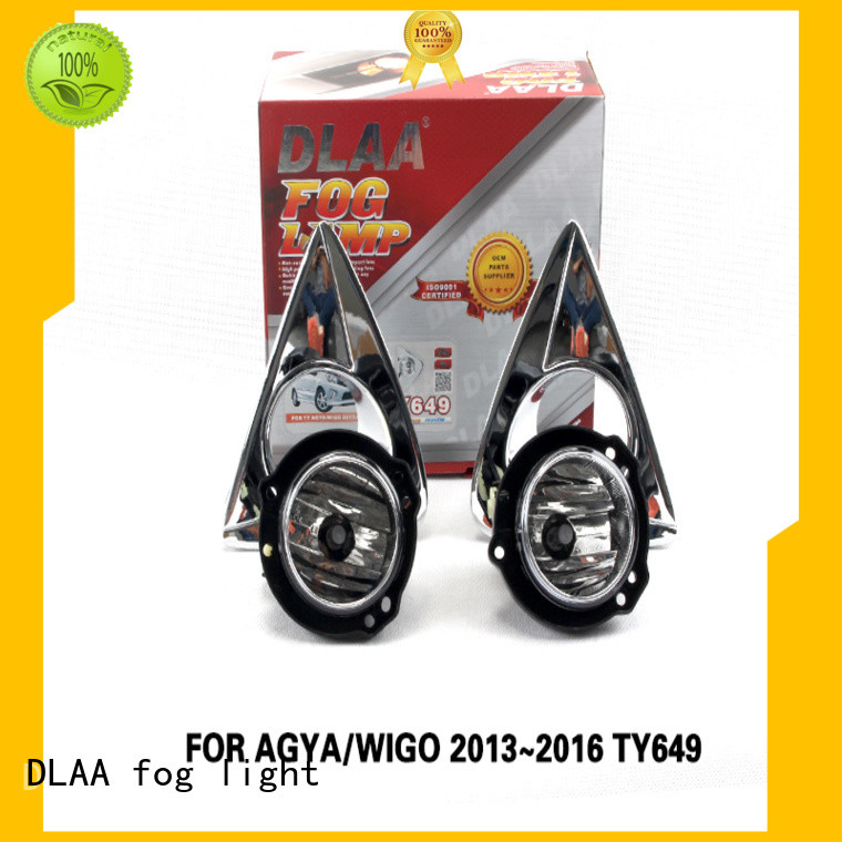 Custom red fog lights type20172019 Suppliers for Toyota Cars