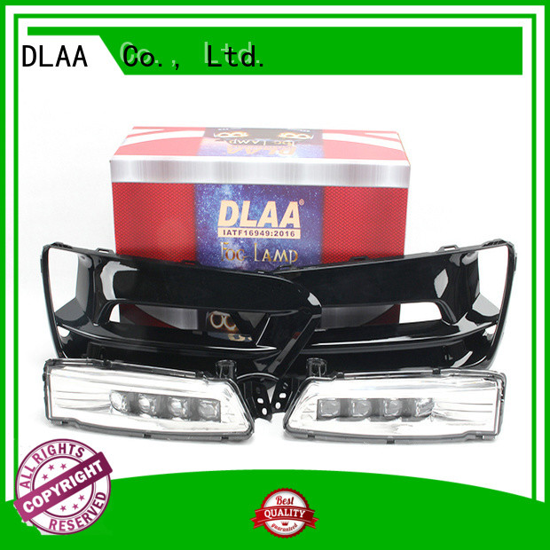 Latest round fog lamps hd011 factory for Honda Cars