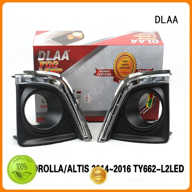 DLAA urban 3 inch round fog lights Supply for Toyota Cars