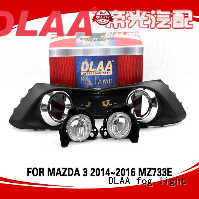 DLAA mz056 fog lamp light manufacturers for Mazda Cars