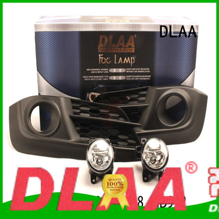 DLAA cars rectangular led fog lights Supply for Honda Cars