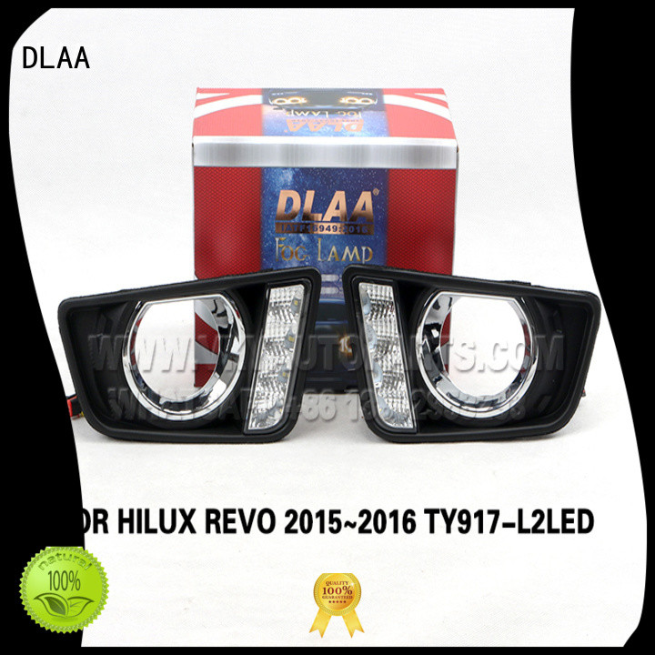 DLAA dh293 best fog light for car manufacturers for Toyota Cars