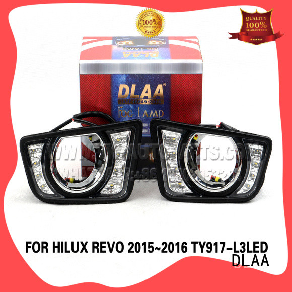 DLAA Wholesale universal fog lights for cars factory for Toyota Cars