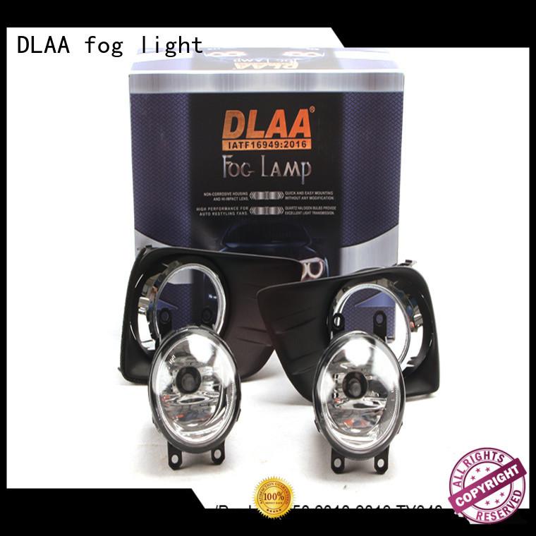 DLAA Latest best fog light for car for business for Toyota Cars