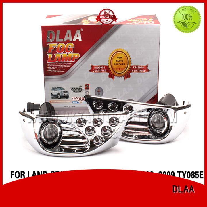 DLAA Best 12 volt led fog lights manufacturers for Toyota Cars