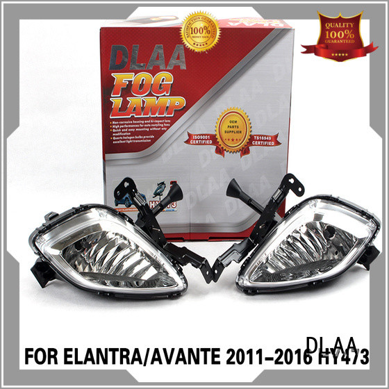 Custom fog lights sale lights company for Hyundai Cars