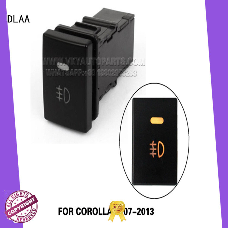 DLAA New fog light switch company for automotives