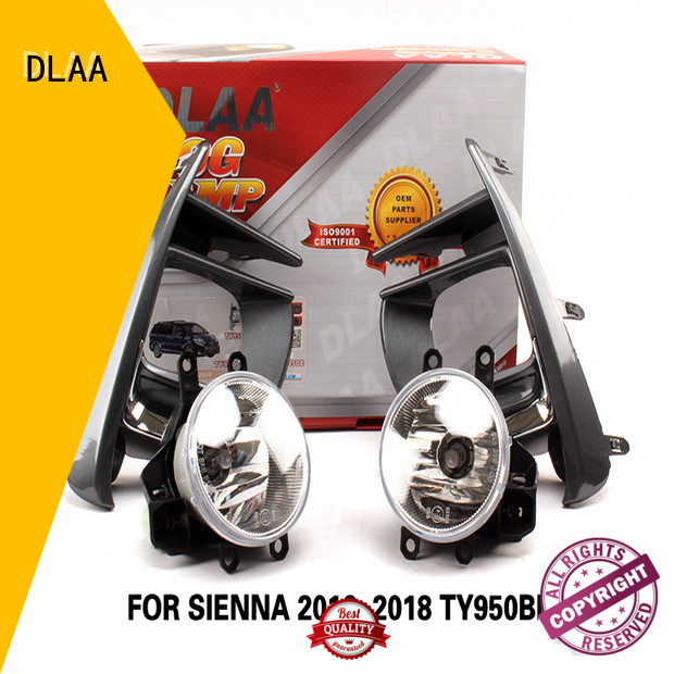 DLAA ty277e2 6 inch fog lights manufacturers for Toyota Cars