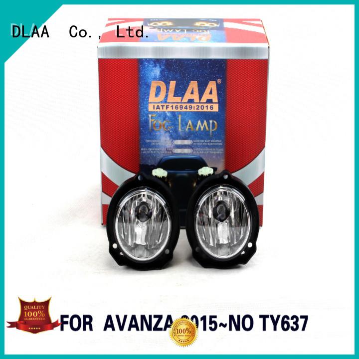 DLAA harness universal fog light kit Supply for Toyota Cars