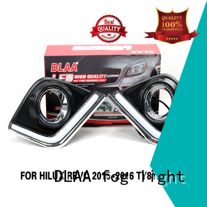 DLAA tacoma off road fog lights Suppliers for Toyota Cars