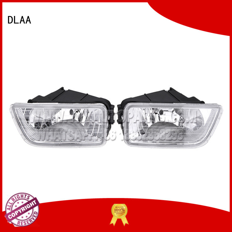DLAA New rectangular led fog lights company for Honda Cars