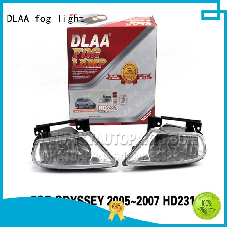 DLAA New mini led fog lights company for Honda Cars