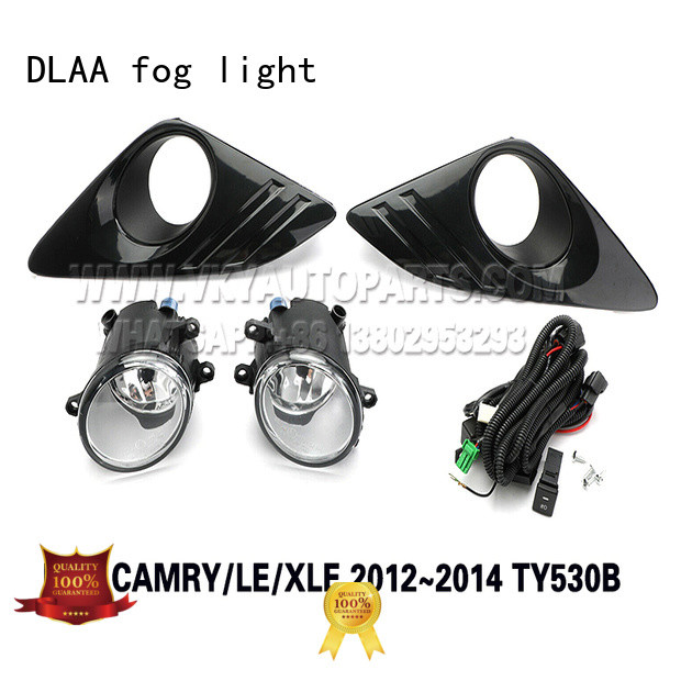 Latest universal fog light kit ty303e manufacturers for Toyota Cars