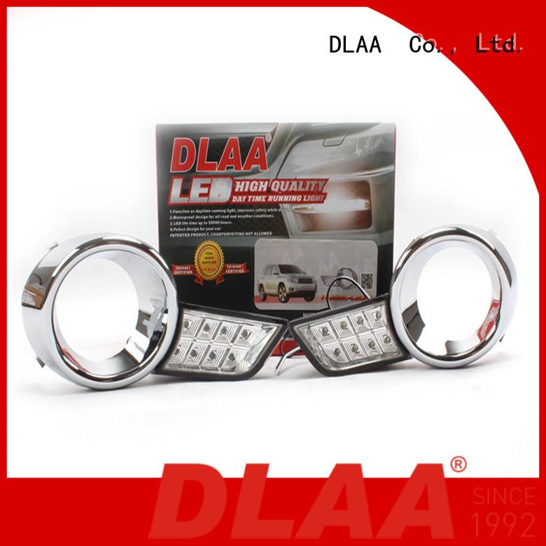 DLAA 3rd gen 4runner led fog lights Manufacturer for Toyota Cars