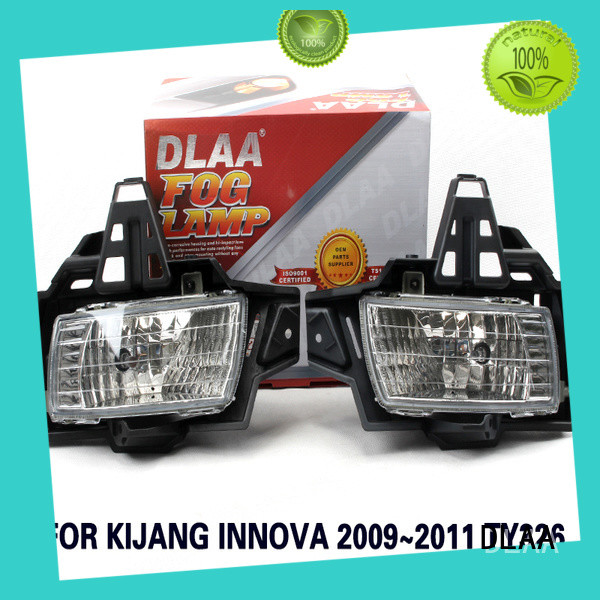 DLAA yarisus 6 inch fog lights for business for Toyota Cars