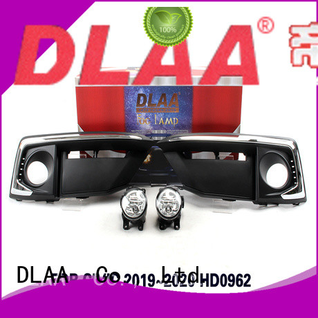 DLAA honda universal projector fog lights Supply for Honda Cars
