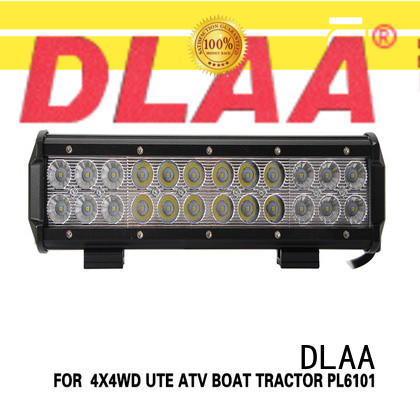Wholesale curved led light bar lamps manufacturers for Automotives