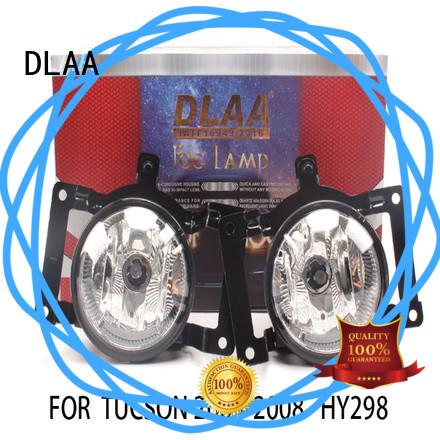 DLAA High-quality front fog lamp company for Hyundai Cars