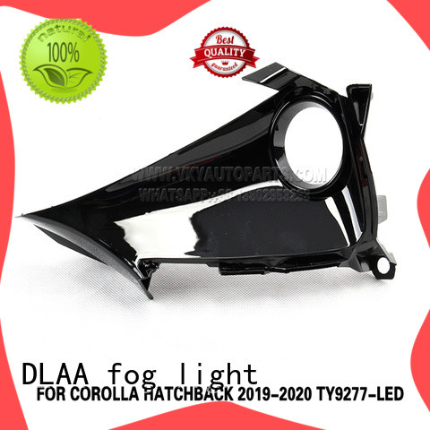 DLAA hatchback fog light covers Supply for Cars