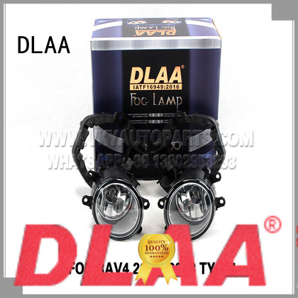 DLAA High-quality led fog lamp kit manufacturers for Toyota Cars