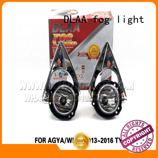 DLAA ty530 3 inch round fog lights manufacturers for Toyota Cars