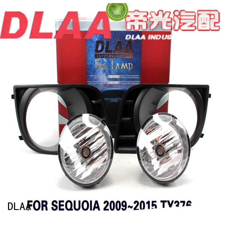DLAA ty472l2led off road fog lights factory for Toyota Cars