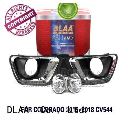 DLAA lights super bright led fog lights Supply for Chevrolet Cars