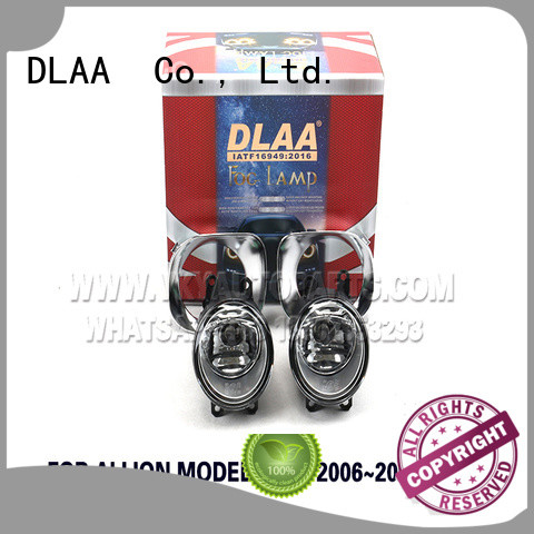 DLAA ty606 12 volt led driving lights factory for Toyota Cars