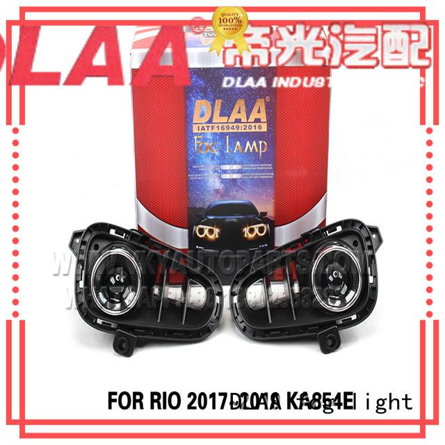 DLAA complete kia fog lights Suppliers for Kia Cars