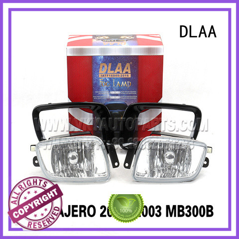 DLAA Best round fog light kit for business for Mitsubishi Cars