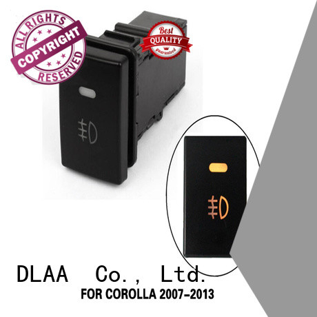 DLAA Top fog light switch manufacturers for automotives