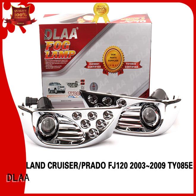 DLAA viosyaris led fog lamp kit Suppliers for Toyota Cars