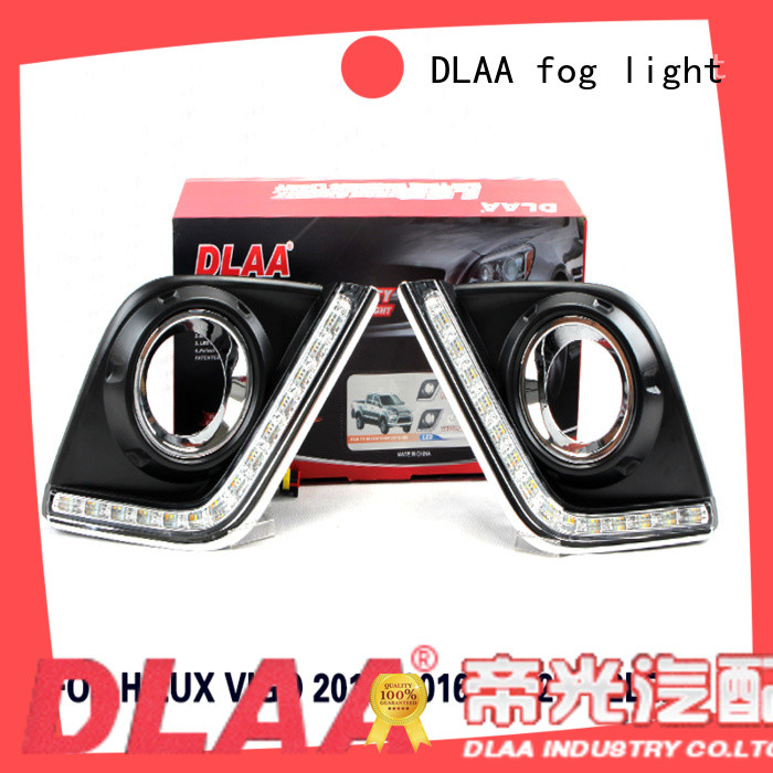 DLAA yaris universal fog light kit manufacturers for Toyota Cars