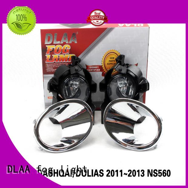 DLAA Wholesale led light fog factory for Nissan Cars