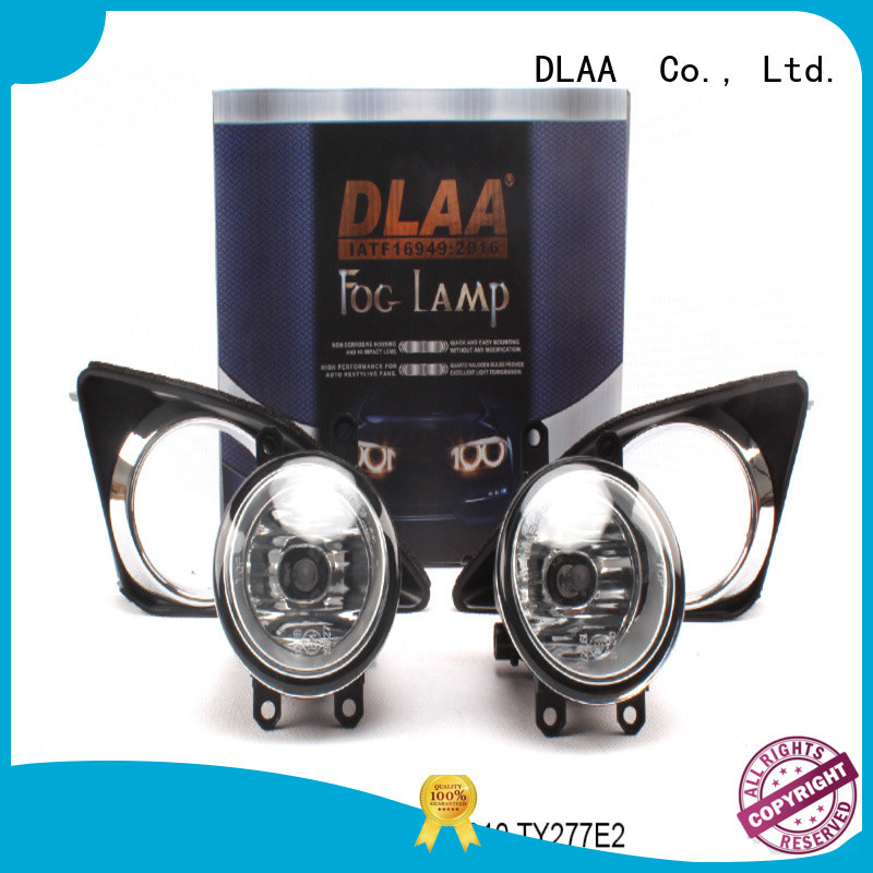 DLAA kijang 3 inch fog lights Supply for Toyota Cars