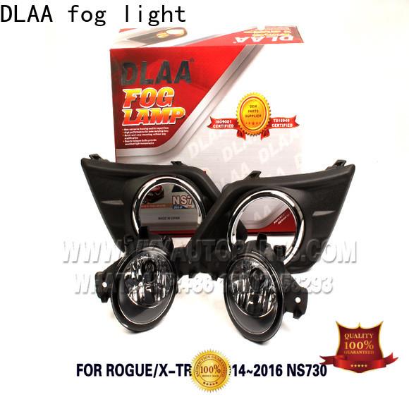 Custom frontier fog lights qashqairogue company for Nissan Cars