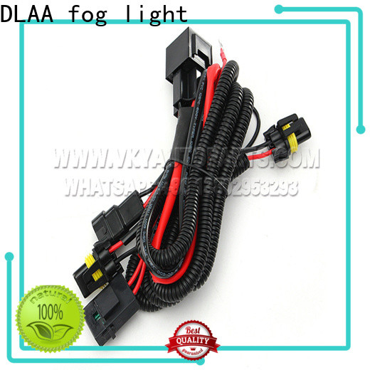 Custom fog light wiring kit hid manufacturers for Cars