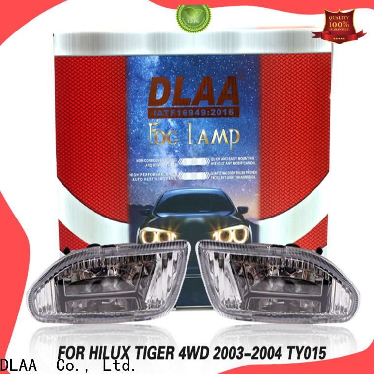 DLAA ty521 universal fog lights for cars for business for Toyota Cars