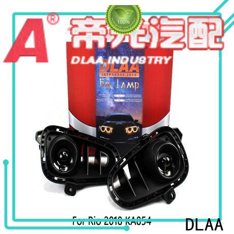 DLAA Wholesale kia fog lamp for business for Kia Cars